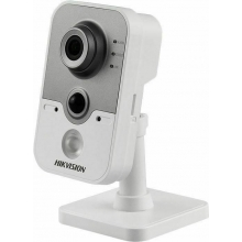 HIKVISION - DS-2CD2422FWD-IW 2.8mm - 2MP IR Cube Network Camera – WiFi – Slot SD Card – PoE
