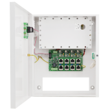 Switch POE 4 porte 100 mbps per telecamere IP
