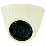 Telecamera dome colori IR LED 500TVL alta risoluzione - AVTECH KPC133ZEWP