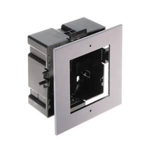 Hikvision DS-KD-ACF1 Scatola da incasso con cornice a un modulo da esterno serie DS-KD8003