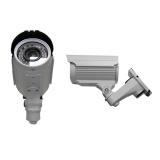 Telecamera color IR LED day/night 700TVL 12V - GANZ ZC-BNX7212