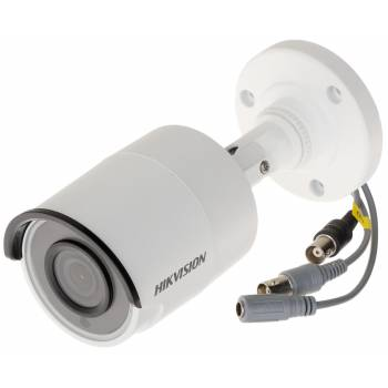 Hikvision 4K 8Mpx Mini Bullet Telecamera Turbo TVI 3.6mm Ir Led 40 mt IP67 DS-2CE17U8T-IT